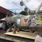 Inter-schools Rhino Sculpture Challenge 2015-3