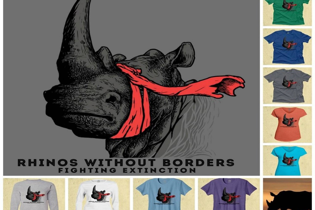 rhino without borders fighting extinction