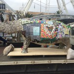 Inter-schools Rhino Sculpture Challenge 2015