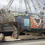 Inter-schools Rhino Sculpture Challenge 2015-2